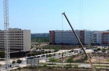 Obras Edificio Esparta